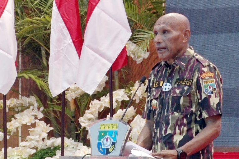 KETUA FKPPI PAPUA, Dr. BENHUR TOMI MANO, MM