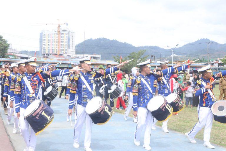 Marching Band IPDN Kampus Papua